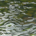 oil painting of realistic water