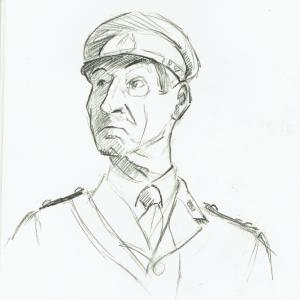 Old-time Policeman