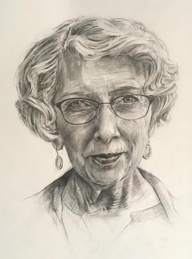 Portrait of Mom